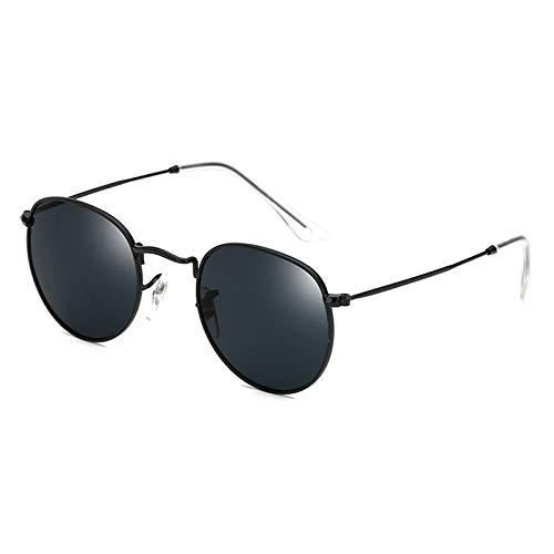 AAMOUSE Sonnenbrillen Retro Runde Sonnenbrille Frauen Männer Designer Sonnenbrille für Frauen Spiegel Sonnenbrille Ray Damen Retro Sun