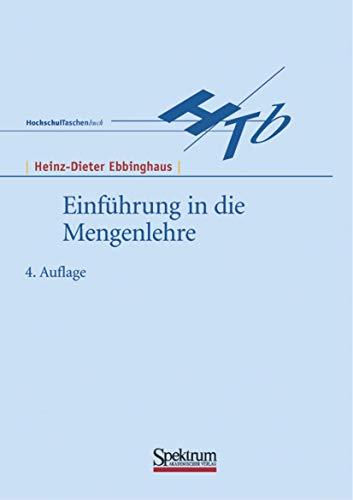 Einführung in die Mengenlehre (German Edition)