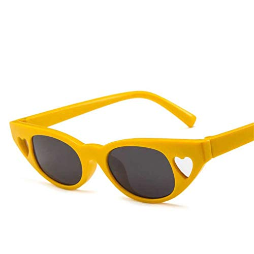 Love cat eye sunglasses women candies vintage occhiali street beat outdoor uv400 occhiali da sole