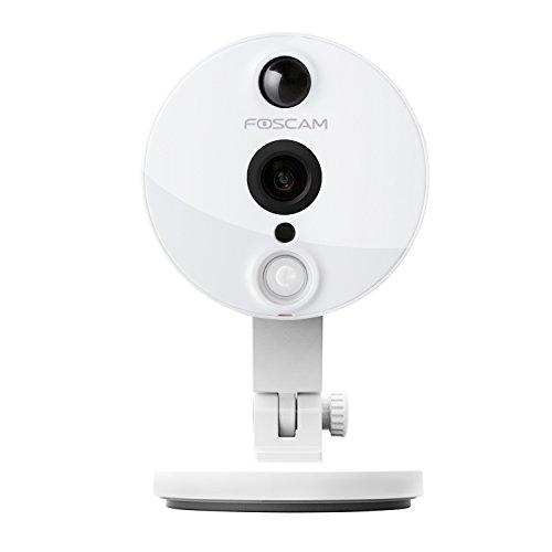 BESTSELLER Foscam C2 Indoor 1080P FHD Wireless Plug and Play IP Camera (White)