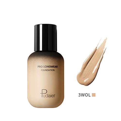 Yooshen Concealer, BB Cream,10 Farben Make Up Creme Concealer Foundation Shimmer Cream Face...