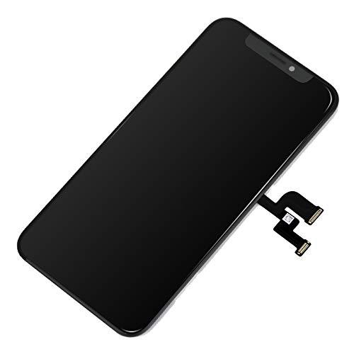 Smartex® New Display LCD Compatibile con iPhone X / 10 Schermo Flessibile con Tecnologia