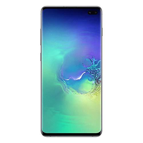 "Foto Samsung Galaxy S10+ Smartphone, Verde (Prism Green), Display 6.4"", 128 GB Espandibili, Dual SIM [Versione Italiana]"
