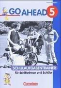 Go Ahead, Neue Ausgabe (sechsstufig), Schulaufgabentrainer mit Lösungen zu Bd. 5. (Livre en allemand) par Robert Parr