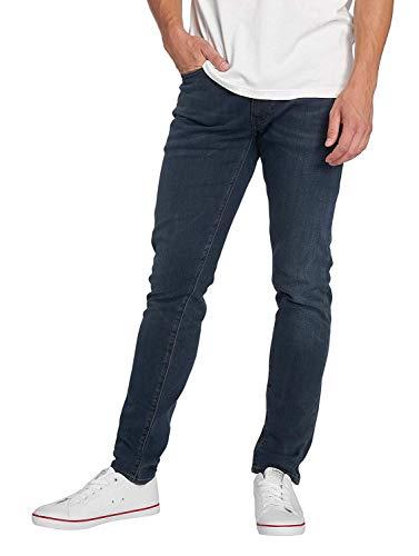 Levis Herren Jeans 512 Slim Taper FIT 28833-0279 Dunkelblau, Hosengröße:31/32