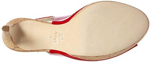 Högl 1- 10 8709, Escarpins femme Rouge - Rot (4000)