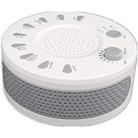 White Noise Sleep Instrument Schlafhilfe Artefakt Farbe Lärm Abschirmung USB Lade Schlafartefakt preisvergleich bei billige-tabletten.eu
