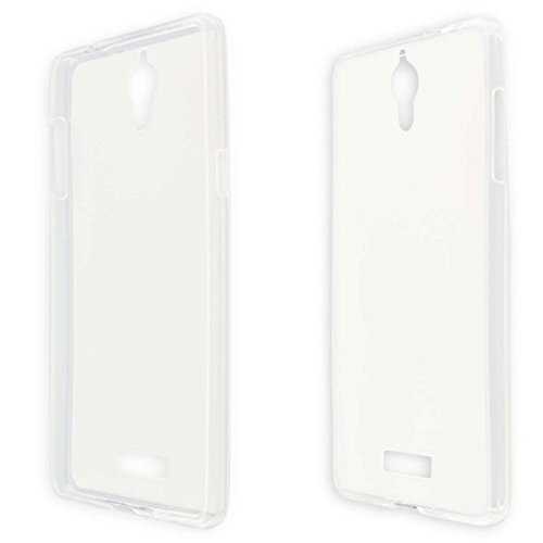 caseroxx TPU-Hülle für Coolpad Modena 2, Tasche (TPU-Hülle in transparent)