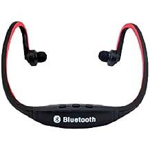 Warmman Funcional y Vale la pena Comprar Auriculares Bluetooth montados en la Parte Posterior - Auriculares