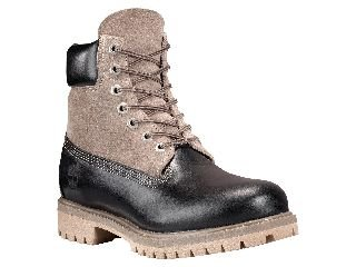 Timberland 6 In Prem Black FG A13QN, Bottines