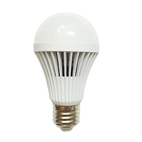 7W E27 LED Microonde Movimento Sensore Luce Lampada Lampadina Rilevamento del Segnale Radar