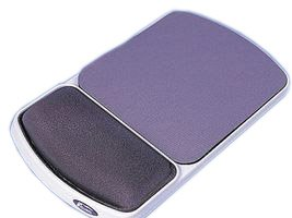 Cutting-Edge FELLOWES - 91741 - GEL WRIST REST &, GEL MOUSE PAD - [Pack of 1] --