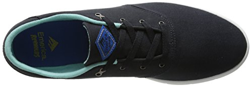 Pattini Uomo chuh Emerica The Reynolds Cruiser LT skateschuhe Blu/Bianco