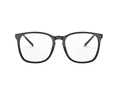 Ray-Ban Herren 0RX5387 Brillengestelle, Schwarz (Black), 52