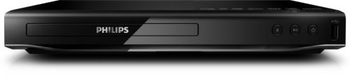 Philips DVP2880/12 DVD-Player (HDMI, 1080p, USB 2.0 DivX Ultra) schwarz (Dvd Ray Region Alle Blu Player)
