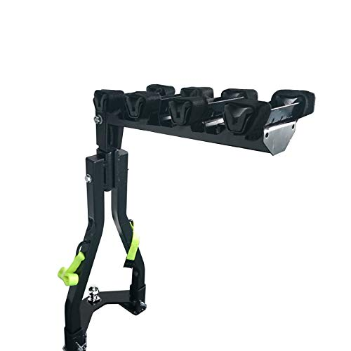 A Frame Twin Pole 4 Bike Bicycle Tow Ball Car Rack, used for sale  Delivered anywhere in UK