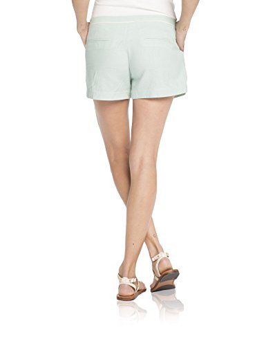 Scotch & Soda Maison Damen Short 15210281715 Grün (deco green 86)
