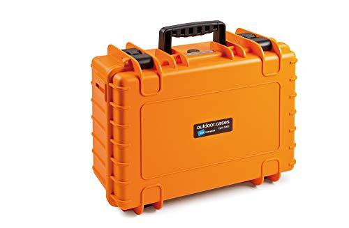 B&W outdoor.cases Typ 5000 (leer) - Das Original