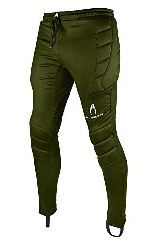 Ho soccer Trousers Logo SR Army Pantalón Largo Portero