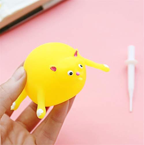 Spielzeuge,TPR Schlag Tierwellen-Ball-Spannungsabbau spielt aufblasbaren Gummiball Spielzeuge Geeignet für Home Office (H) ()