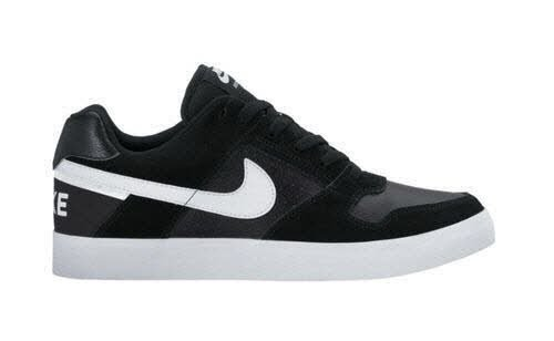 White Nike Sb (Nike–Nike SB Delta Force Vulc - 42 schwarz/weiß/grau (Black/White-anthracite-white))