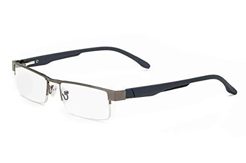 c39c60e27a332 Fashion demi-cadre Lunettes de Vue de Lecture lunettes de lecture de vue  pour