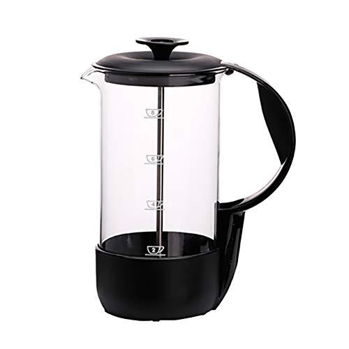 MYD888 Kaffeebereiter Kaffeekanne Methode Druck Topf Haushalt Glas Hot Drink Cup Filter Wasserkocher kann für Kaffee Tee verwendet Werden -