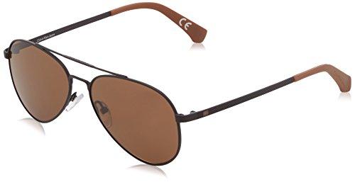 Calvin Klein Jeans Eye, Montures de lunettes Mixte Adulte, Noir (Matte Black), 56