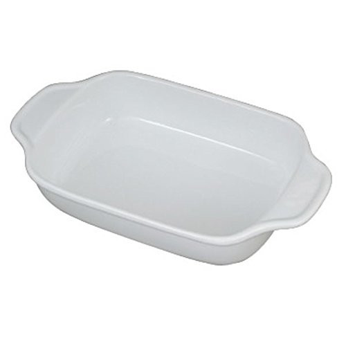 Nextday Catering Equipment Supplies ird16-w Royal individual plato, rectangular, 16 cm x 11 cm