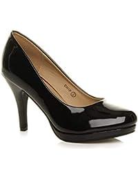 d88832679bb Amazon.co.uk | Women's Court Shoes