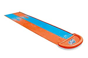 Bestway 61110 Hydro-Force Treck X 3 - Juego de Barcos hinchables (3 Personas, 307 x 126 x 39 cm), Color Azul