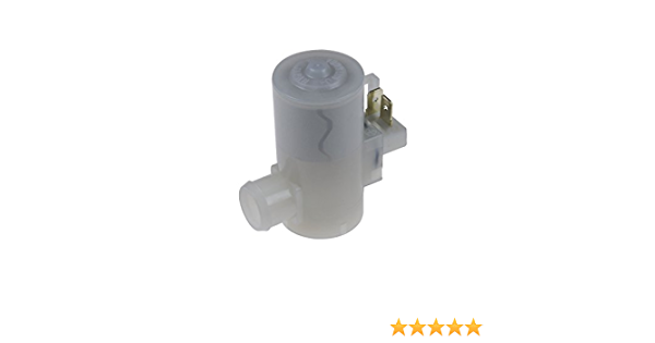 Blue Print Adc40302 Waschwasserpumpe Für Scheibenreinigungsanlage 1 Stück Auto