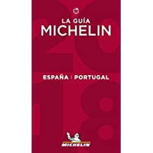 Michelin España & Portugal 2018: Hotels & Restaurants (MICHELIN Hotelführer)