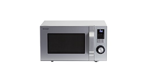 Sharp R-244S Micro-ondes Solo 23 litres - Argent