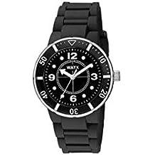2b9232042543 Watx Reloj Análogo clásico para Mujer de Cuarzo con Correa en Caucho RWA1601