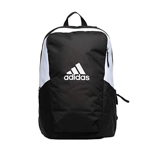Adidas Unisex Polyester Backpack (Black)