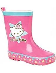 Bottes de pluie Hello Kitty