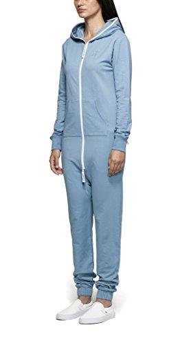 OnePiece Unisex Jumpsuit Original, Blau (Dusty), 34 (Herstellergröße: XS) - 3