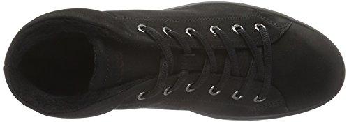 Ecco Fara, Sneakers Hautes Femme Noir (BLACK2001)