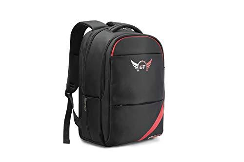 Gaming-Laptop-Rucksack, Geschäft Professional Reise wasserdichte Tasche mit speziellem Diebstahlschutzfach für bis zu 17,3-Zoll-Laptops, hochwertiger Dual-Reißverschluss, halten 40KG, Nitro Auflage