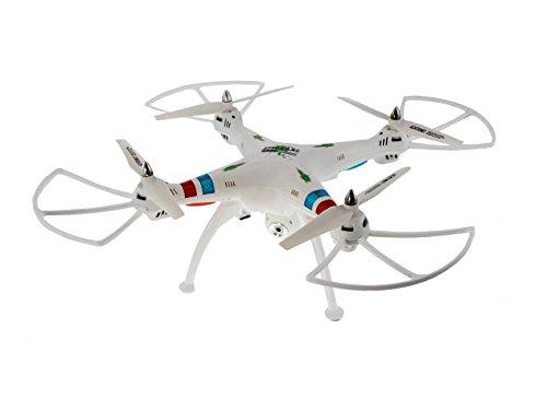 Preisvergleich Produktbild RC Quadcopter Ufo Sky Force MT995W mit FPV Livebild auf ihr Smartphon