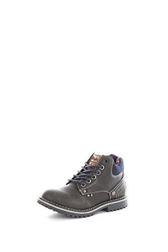 Wrangler Junior WJ16230 Sneakers Bambino Eco-pelle Antracite Antracite 33