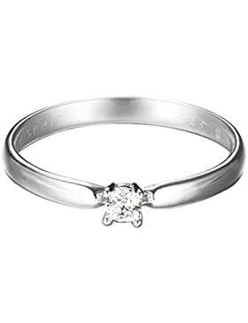 Esprit Damen-Ring 925 Sterling Silber ESRG92365A1