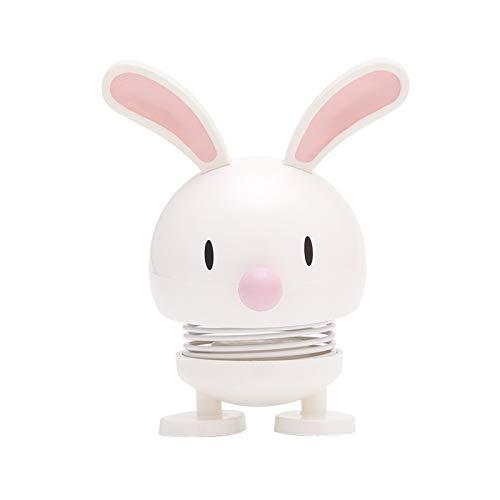 prbll Ornamente Senden Sie Freund Dänisches Kaninchen Baby Binbo Menschen Spaß Ornamente Auto Ornamente Tier Pullover Geschenk Bonnie Kaninchen