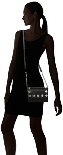 Michael Kors - Rivington Stud, Sacchetto donna Nero (Black)