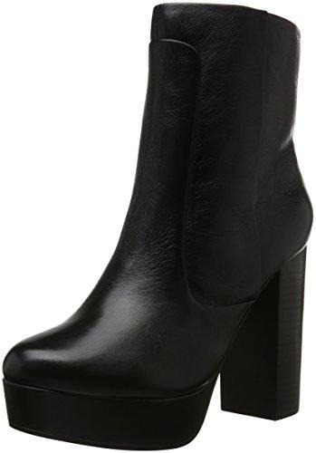 ALDO Women's Kobo Ankle Boots, Black (Black Leather/97), 6 UK