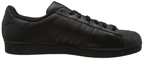 adidas Superstar Foundation Herren Sneakers Schwarz