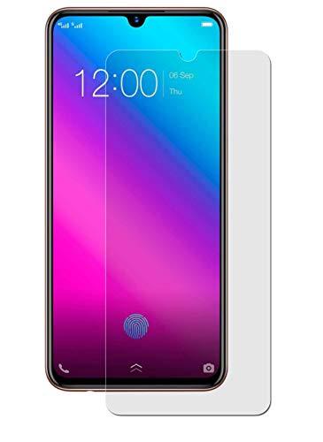 easy-top- Schutzfolie für Vivo V11 Pro - 3X kristallklare Anti-Shock Bildschirmschutzfolie - Crystal Clear Schutz Folie - Bildschirmfolie