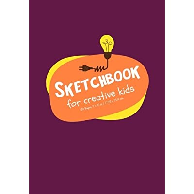 Sketchbook For Creative Kids: 120 Blank Pages For Drawing, Doodling, And Sketching / Classroom Edition: Volume 10
