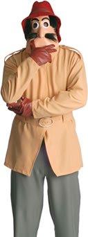 Desconocido Disfraz de Inspector Clouseau de la Pantera Rosa™